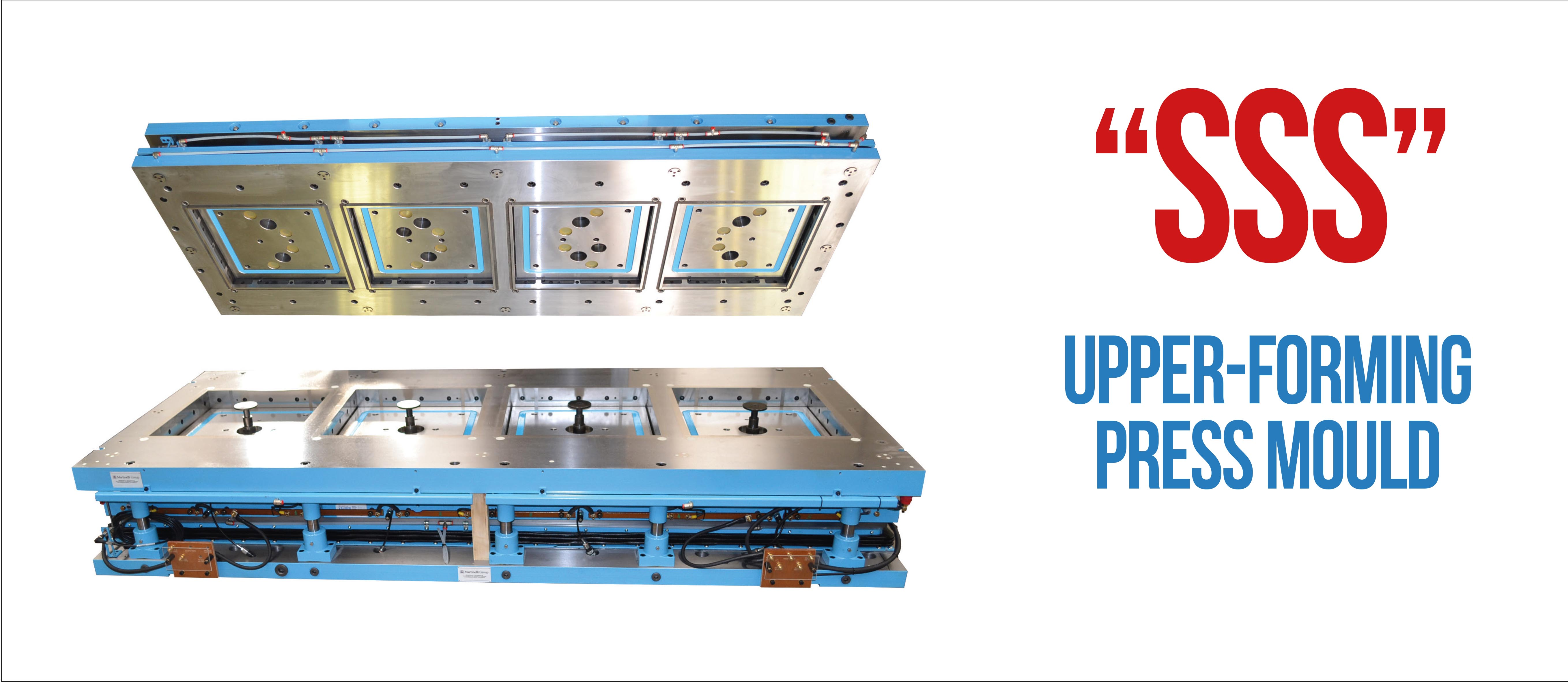 Martinelli Group - Moulds, Punches, Presses and loading devices for